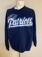 Vintage 1994 New England Patriots Sweater Sweatshirt Mens XL NFL 90s 2