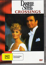 DANIELLE STEELS - CROSSINGS - STEWARD GRANGER & JOAN FONTAINE NEW ALL REGION DVD