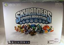 Xbox 360 Slim White 4gb Skylanders Special Edition Bundle NEW IN THE BOX
