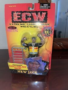New Jack ECW figure from OSFTM 1999 Wrestling