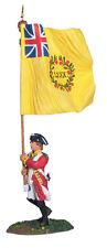 Britain Américain Révolution Britannique 80 Ème Pied Porte-drapeau Régimentaire