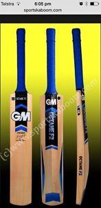 GM Octane Premier Kashmir Willow Cricket Bat (Indoor) Free Ship & Extra