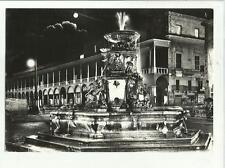 133464 faenza fontana monumentale di notte