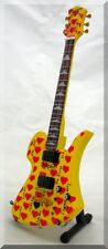 HIDE Miniature Guitar Fernandes X-JAPAN