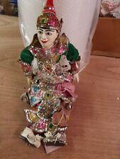 Vintage Oriental/ Asian Woiden Puppet