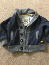 Boys autumn cardigan Monsoon size 12 - 18 months Great condition