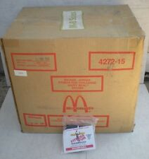 ORIGINAL Unopened Case Michael Jordan McDonalds SOCCER BALL Happy Meal Toy