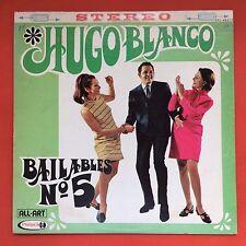Hugo Blanco Bailables No 5 Cumbia Boogalo Guaracha PALACIO 1967 NMint