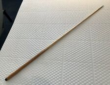 "UNBRANDED Vintage 58"" 18oz Pool Cue Stick One Piece"
