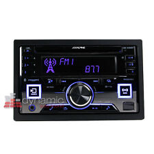 ALPINE CDE-W265BT Double DIN Bluetooth In-Dash CD/AM/FM Car Audio Receiver New