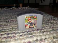 Mario Kart 64 Nintendo N64 Cartridge PAL