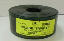 35mm Film Trailer Blade: Trinity Final Trailer #1 New Line Cinema 100413ame