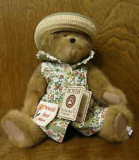 """Boyds Plush #82556 MOMMA BEARYBEST, 11"""" Mother's Day NEW/Tag From Retail Store"""