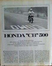 ANNI 70  MOTO HONDA CB
