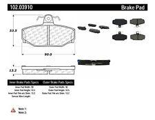 Centric 300.11691 Front Brake Pad