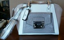 GUESS PVC Handbags Satchel
