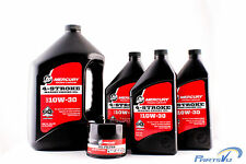 Mercury Marine 150 HP EFI Four Stroke Outboard FC-W 10W-30 Oil Change Kit