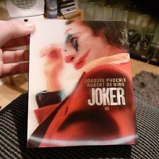 Joker Film Arena Limited Edition 4K Blu Ray Box Full Slip ONLY!!!