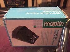 MAPLIN 100VA US/UK STEP UP TRANSFORMER