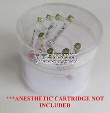 Anesthetic Cartridge Dispenser Holder Organizer for Dental Lidocaine Septocaine