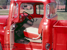 Ford F 100 F100 pickup truck 1956 color interior new Model Year campaign photo
