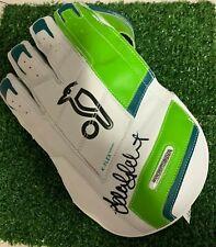 Adam Gilchrist (Australia) signed 1500 Kookaburra Wicket Keeping Glove + COA