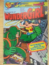 1 x Comics: Wunder Girl Sonderheft Nr. 27