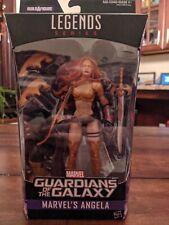 Marvel Legends Angela Guardians of the Galaxy 2 Titus BAF Wave New in Box NIB