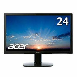 Acer monitor display KA240 Hbmidx 24 inch / HDMI terminal compatible / built-in