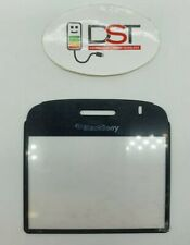 VETRO VETRINO per BLACKBERRY BOLD 9000 NERO PER DISPLAY COVER NUOVO LCD