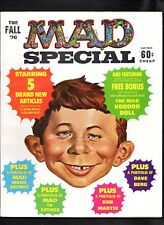 MAD MAGAZINE SPECIAL  #1  VF  (CONTAINS MAD VOODOO DOLL  ATTACHED)  1970  EC