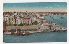 Italy, Taranto, La Cotta Vecchia Vista dal Corso Due Mari Postcard, B233