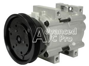 New AC A/C Compressor Fits: 1993 94 95 96 97 1998 Mercury Villager V6 3.0L SOHC