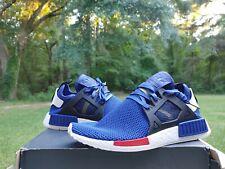 NIB Men's ADIDAS NMD XR1 Mystery Blue sneakers AC7185 size 13
