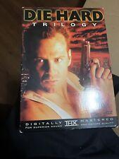 Die Hard Collection (DVD, 1999, 3-Disc Set)