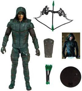 DC Multiverse Green Arrow Action Figure McFarlane