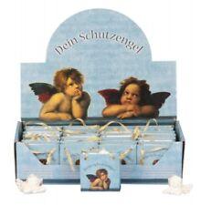 24 Engel Figuren im Display Raphael Schutzengel in Geschenktüte