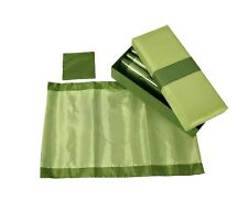Tablemat Set of Four - Green