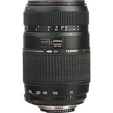 Tamron Kameraobjektive mit Autofokus & manuellem Fokus und Nikon F-Anschluss