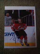 Adam Henrique Autographed 8x10 Photo New Jersey Devils Windsor Spitfires