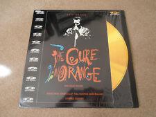 The Cure In Orange - rare LaserDisc CD-Video - Robert Smith