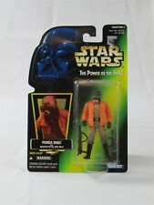 Star Wars Potf Ponda Baba With Blaster & Rifle 1996 Kenner