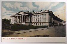 UDB Postcard U.S. Treasury Washington DC Postally Unused (American Pearl)
