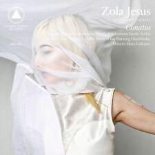 ZOLA JESUS - Conatus LP - SEALED new copy - GREAT album M83