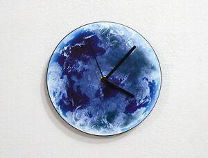Earth Ice Age - Wall Clock