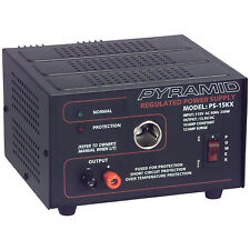 Pyramid PS15K Power Supply 13.8 VDC 10A