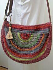 The Sak Ryder Crochet Crossbody