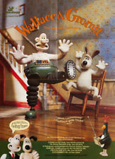 Wallace and Gromit: The Wrong Trousers 1990s German A1 Poster