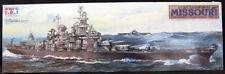 1/350 Tamiya Models U.S.S. MISSOURI American WWII Battleship *MINT*