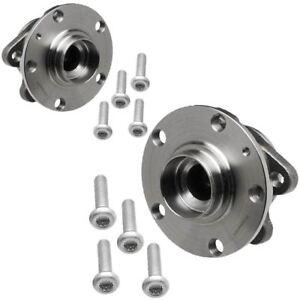 For Audi A6 Saloon & Avant 2004-2012 Rear Hub Wheel Bearing Kits Pair